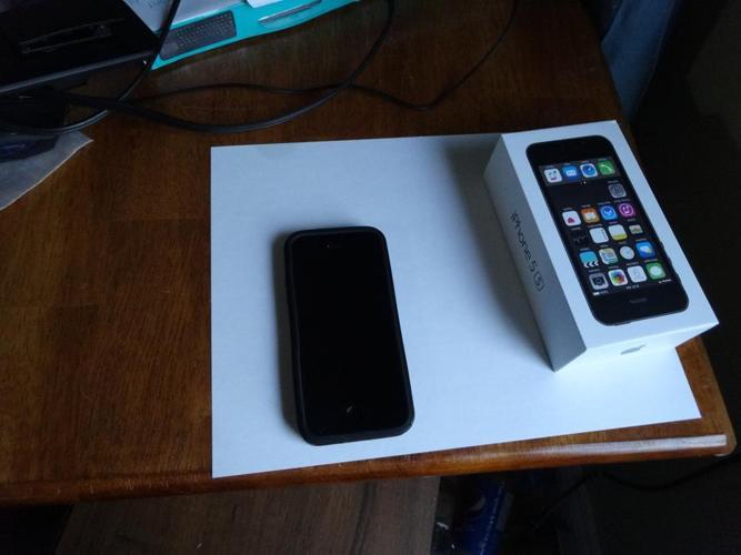 IPHONE 5S + ZENPHONE 2 5.5