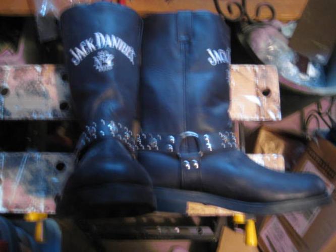 Jack Daniel boots