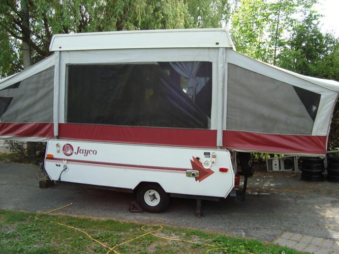Jayco Tent Trailer!