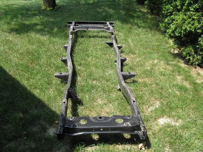 jeep frame cj scrambler for sale in dresden ontario ads in ontraio. Black Bedroom Furniture Sets. Home Design Ideas