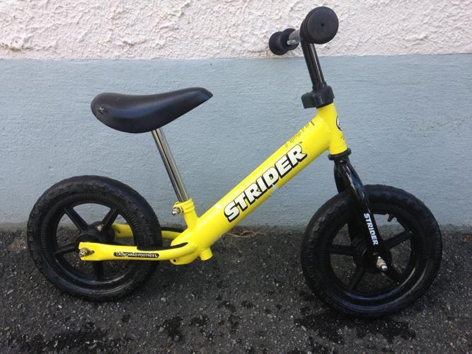 Kids Strider Balance Bike