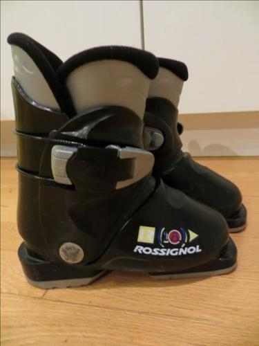 """Kids"""" ski boots - Size 16.5 - Ages 3-5"""