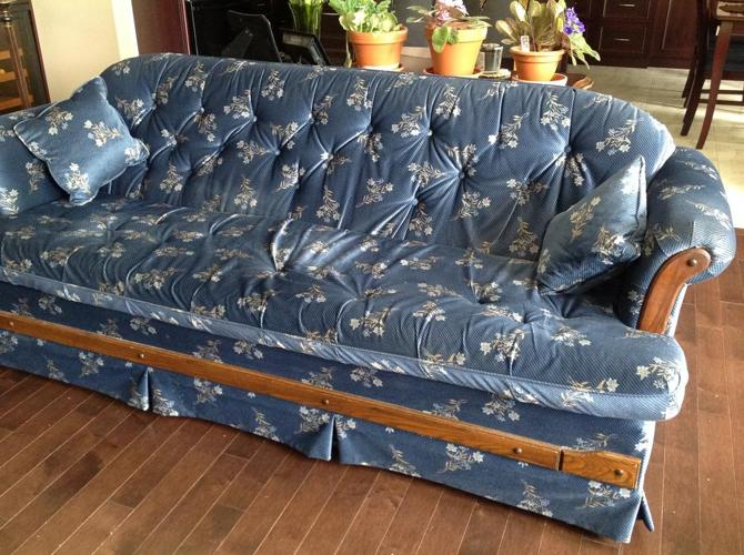 Kohler Couch and Love-seat for sale