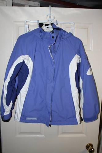 Ladies Columbia Winter Coat Good Condition Size S