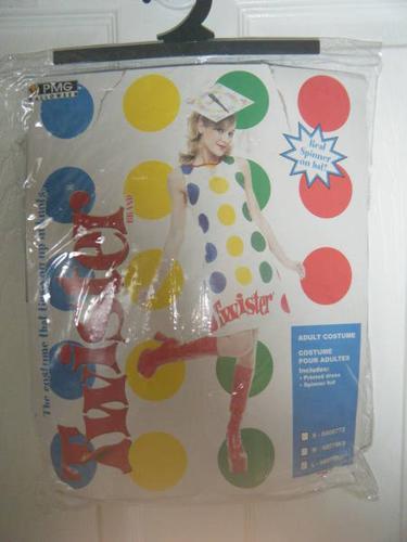 Ladies Twister costume
