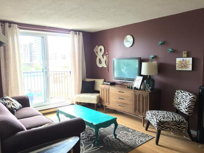 Large 1 Bedroom Covered Parking Incl.