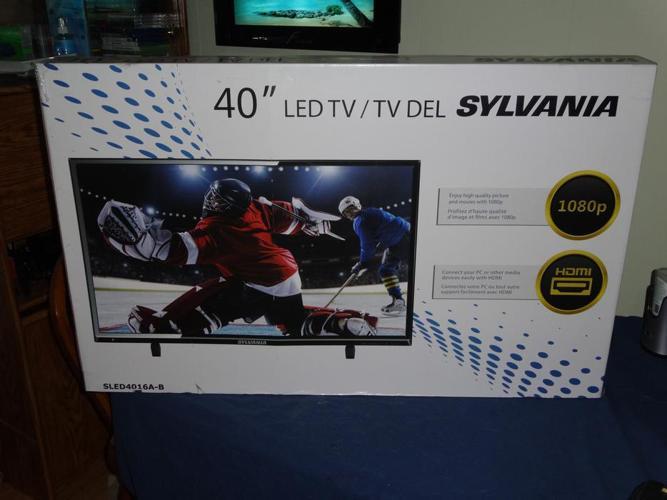 LED TV BLURAY PLAYER BUNDLE