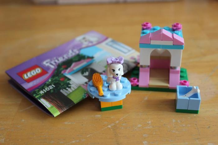 Lego Friends Poodle's Little Palace #41021