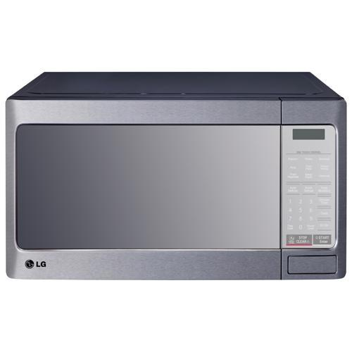 LG 1.1 cu.ft. Countertop Microwave Oven with Moisture