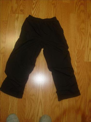 Like New Splash Pants Black Lined Size 6 - $4