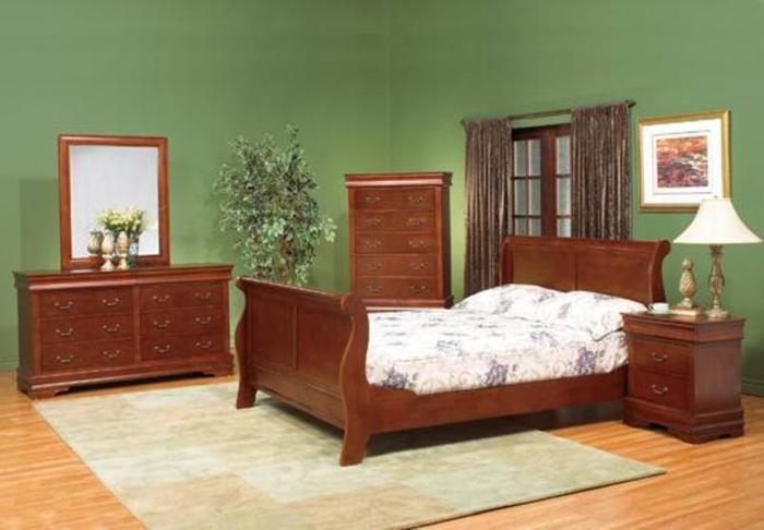 LIMITED QUANTITIES: 8PC BEDROOM SET