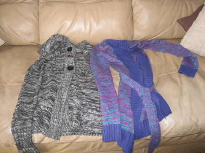 Long-sweaters - size 10/12