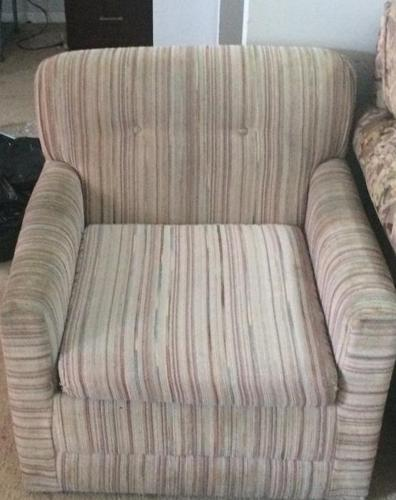 Love Seat & Chair for sale $50.00