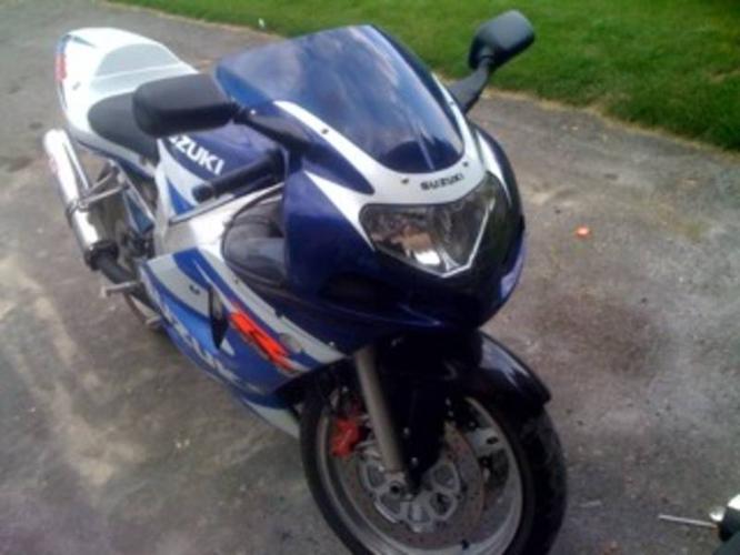 Lowest price Suzuki gsxr