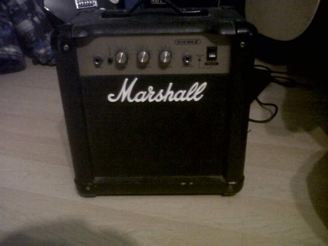 Marshall Guitar Amp For Sale