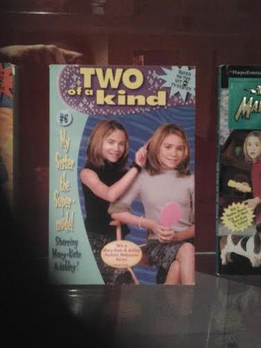 Mary.Kate and Ashley/ Two of a Kind - 5 books