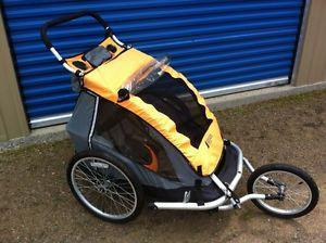 MEC Single bike trailer in excellent condition