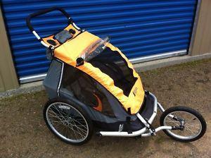 MEC Single bike trailer in excellent condition