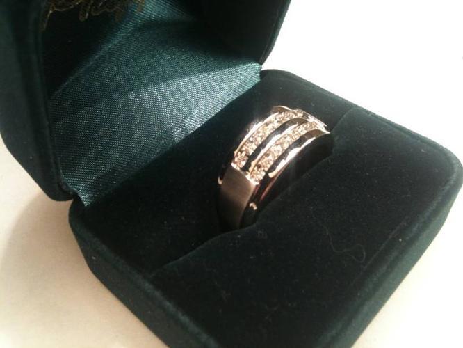 Men's White Gold Diamond Engagement/Wedding Band
