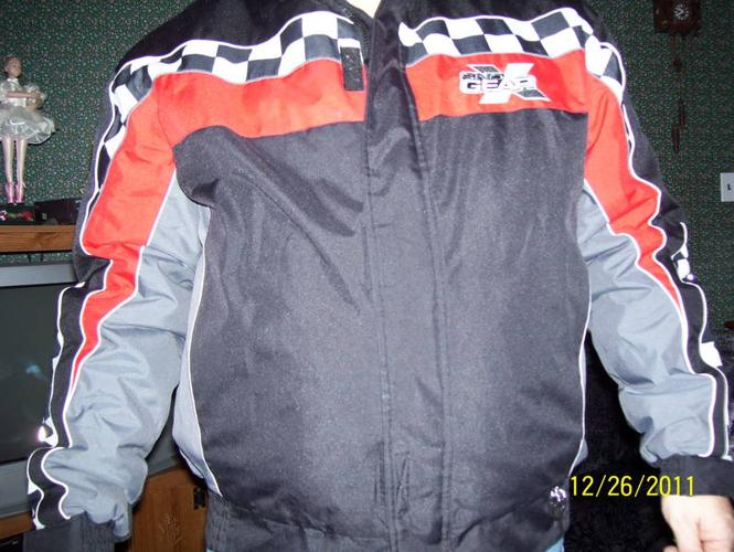 Men's XL Gear X Jacket