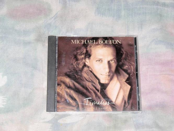 MICHAEL BOLTON CD COLLECTION FOR SALE!
