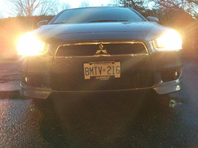 Mitsubishi Lancer 2011 GT fully loaded