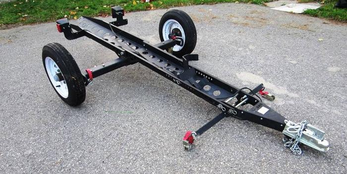 Motorcycle trailer bikelug collapsible for sale in for Motor trailers for sale
