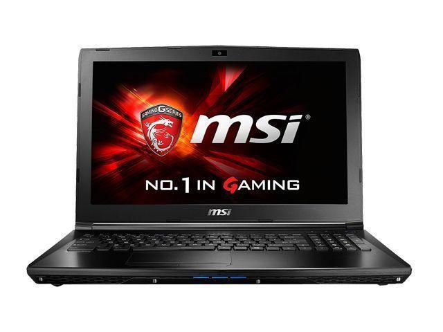 MSI GL62 6QF-628 Gaming Laptop