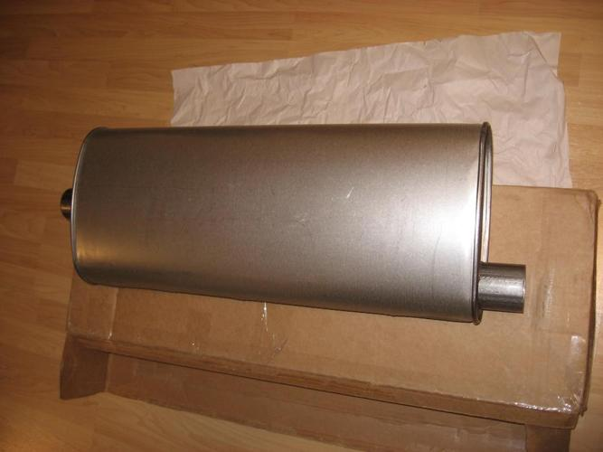 Muffler for Jeep