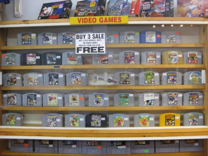 N64 SYSTEMS & GAMES-Zelda,Super Smash Bros.,Mario Kart,D-Kong