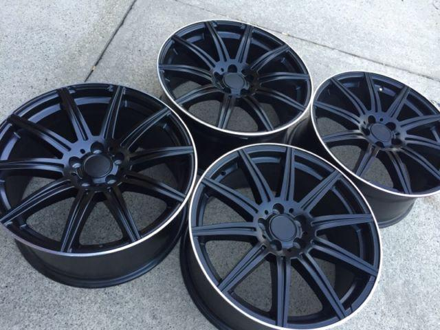 NEW 19? Mercedes E63 / CLS63 AMG Staggered Reps ? VW / Audi