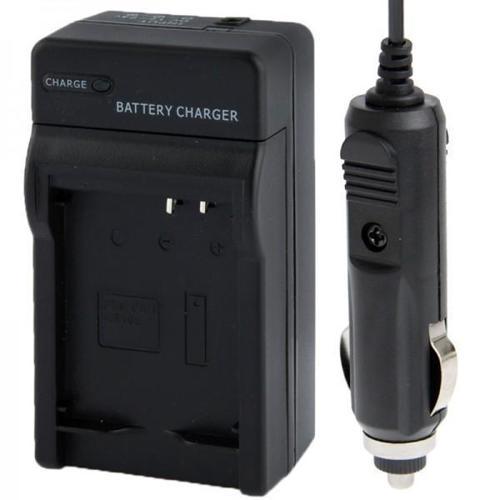 New 2 in 1 Battery Charger for OLYMPUS Li-40B Nikon EN-EL10L