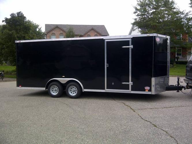 Enclosed Car Trailers For Rent In Ontario