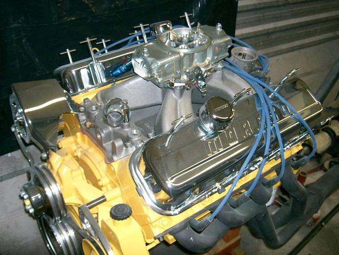NEW BARRY GRANT MIGHTY DEMON 850 CARB AND FUEL LINE