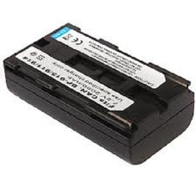 New Battery for BP-915 BP915 Canon Cameras (1900mAh)