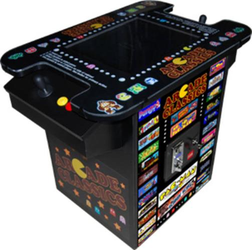 New Classic Arcade Video Games Table Top 60 in 1 Video Game