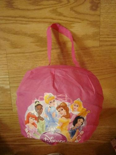 New Expandable Disney Princess Candy / Jewellry / Halloween Candy Holder - $4