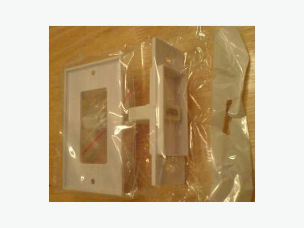 New HDMI Wall Plate with extension cable Single Plate