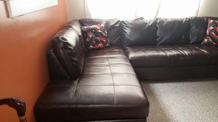NEW LARGE SECTIONAL SOFA