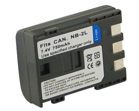 New NB-4L 5L 6L BP511 Replacement Battery for Canon Camera