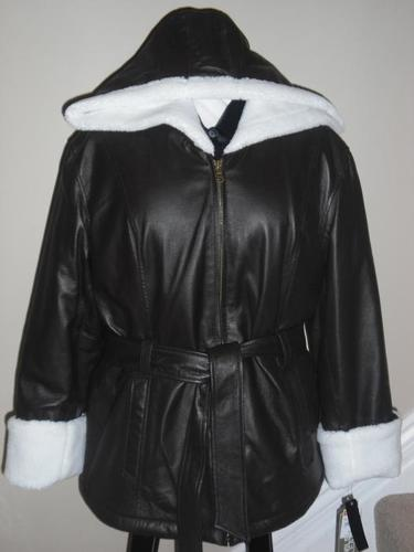 NEW, Winter leather jacket