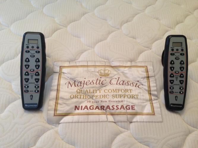 NIAGARASSAGE Adjustable Bed