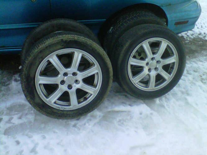 nice summer rims & tires