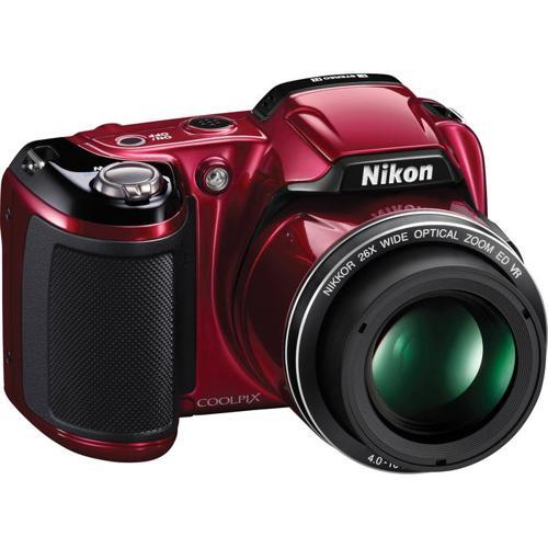 Nikon Coolpix L810 (Red)