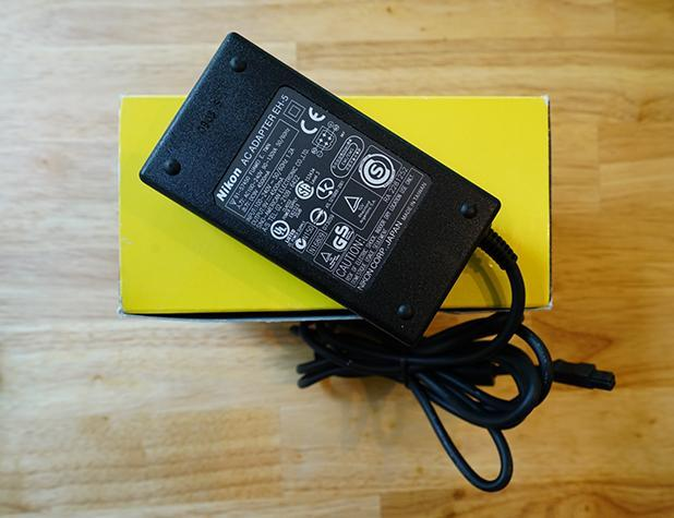 NIKON EH-5 AC ADAPTER