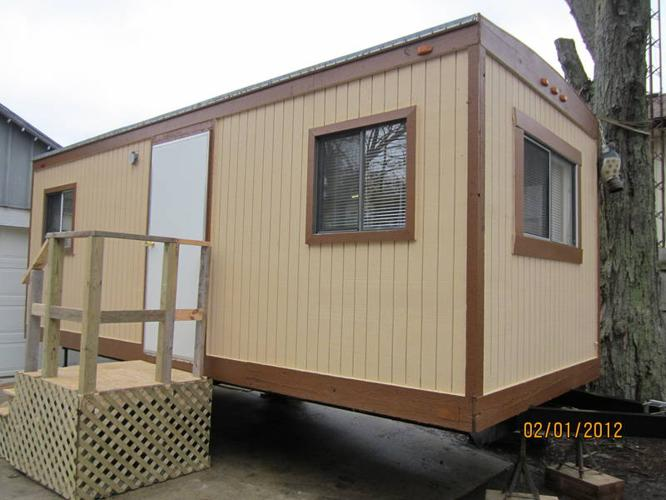 office trailer ready to go great condition for