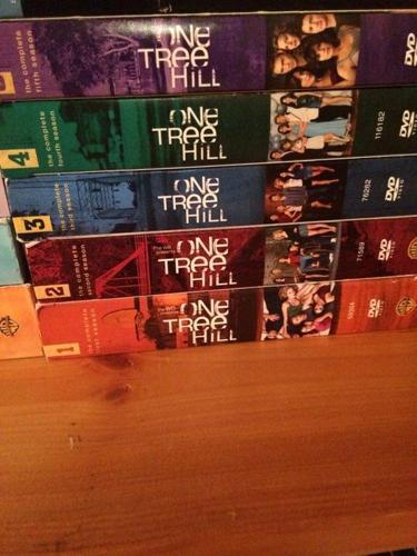 One Tree Hill Seasons 1-5 $40 OBO