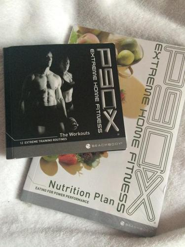 P90X DVD Collection & Nutritional Guide/Workout Guide
