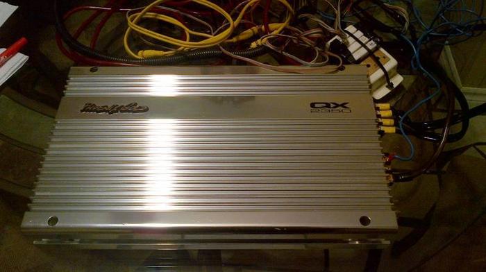 Phoenix Gold Amp QX2350