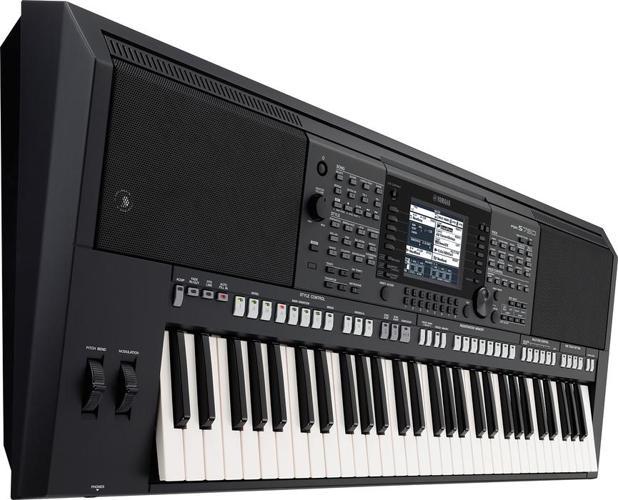 Piano Yamaha(Workstation) Digital PSR-S750 PRO